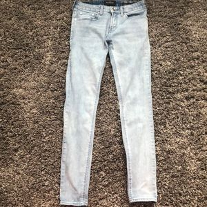 Pacsun Los Angeles Skinny Jeans 29x32